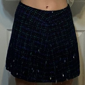 Bb Dakota wool skirt